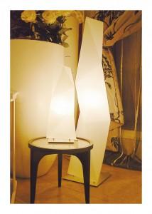 個性的なデザイン照明