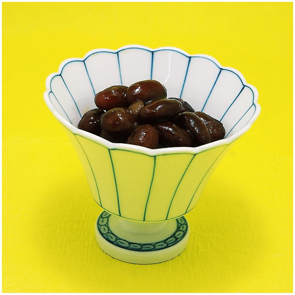 砂糖煮豆(サーターマーミー))