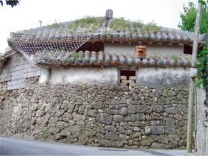 写真4/東ヌ窯(新垣家)。現在は修復中(写真提供=那覇市立壺屋焼物博物館)