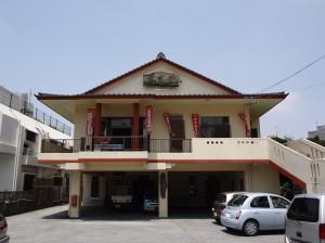 写真5/盛光寺。以前は敷地角でアチコーコーの「のーまんじゅう」を販売していたが、今は久場川町に移転