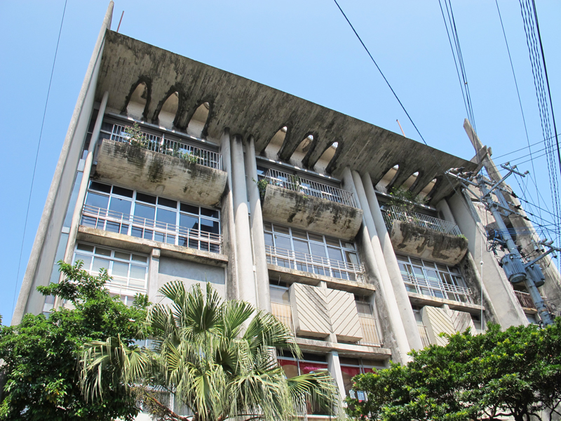 久茂地公民館2011