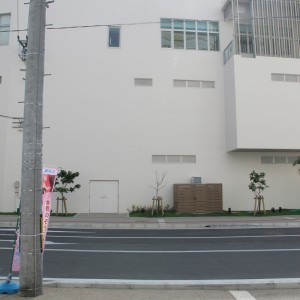 写真10.写真1と同一地点の現在(2011年5月)。まったく想像もつかないほど変化した