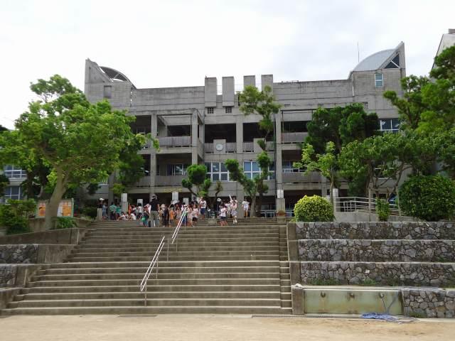 小禄南小学校