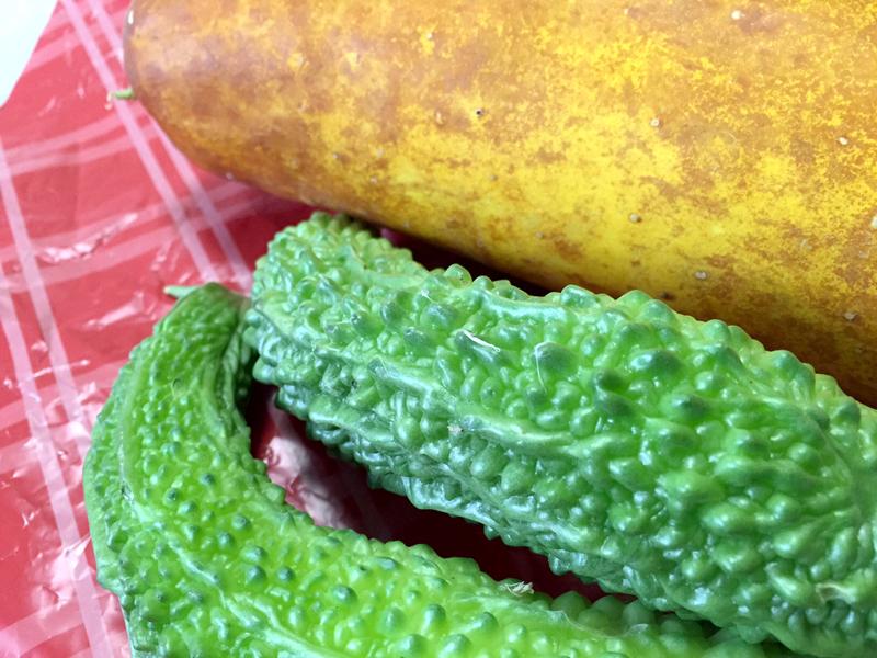 新鮮な沖縄野菜2
