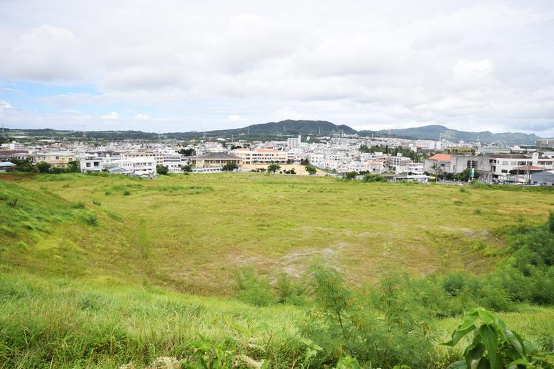 沖縄・石川の風景